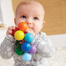 Load image into Gallery viewer, Classic Baby Beads - Wooden Rainbow Balls
