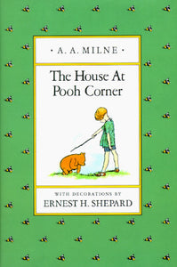 Winnie-the-Pooh Books by A.A. Milne,  Ernest H. Shepard (Illustrator)