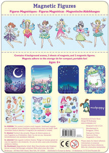 Magnetic Dress-up: Fairies