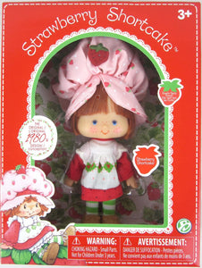 Strawberry Shortcake Classic Scented Doll, 6""