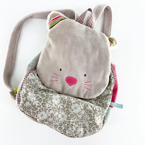 Les Pachats Cat Backpack