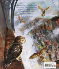 Load image into Gallery viewer, Harry Potter and the Sorcerer's Stone: The Illustrated Edition (Harry Potter, Book 1)