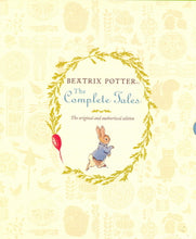 Load image into Gallery viewer, Beatrix Potter The Complete Tales: The Original and Authorized Edition