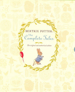 Beatrix Potter The Complete Tales: The Original and Authorized Edition
