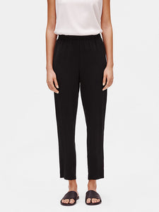 EILEEN FISHER - Tapered Side Slit Pant