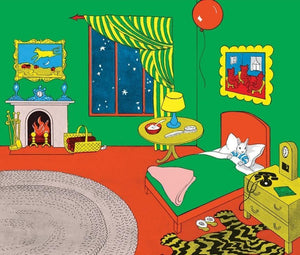 Goodnight Moon by Margaret Wise Brown,  Clement Hurd (Illustrator)