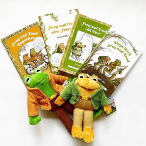 Frog and Toad Books