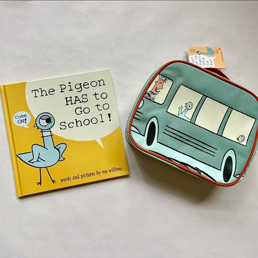 Don't Let the Pigeon Drive the Bus! Lunch Box