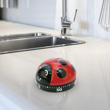 Load image into Gallery viewer, Ladybug Kitchen Timer