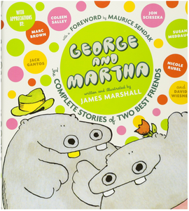 GEORGE AND MARTHA - by, James Marshall