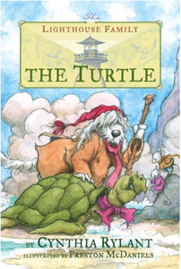 The Turtle (The Lighthouse Family) by Cynthia Rylant,  Preston McDaniels (Illustrations)
