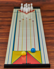 Load image into Gallery viewer, Table Top Bowling Game