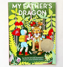 Load image into Gallery viewer, My Fathers Dragon (Paperback) by Ruth Stiles Gannett