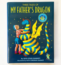 Load image into Gallery viewer, Three Tales of My Fathers Dragon by Ruth Stiles Gannett