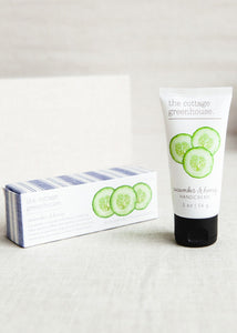 Cucumber & Honey Travel Size Shea Butter Handcreme