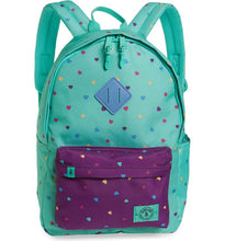 Load image into Gallery viewer, Bayside Backpack - Candy Hearts Mint