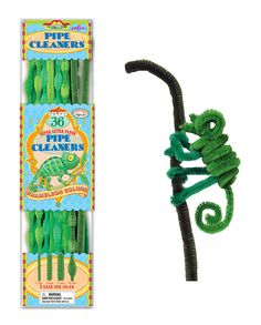 Pipe Cleaner Animals Craft Kits (many options available)