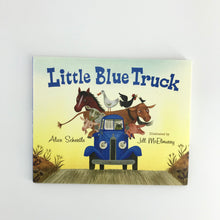 Load image into Gallery viewer, Little Blue Truck Board Book