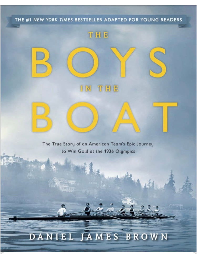 The Boys in The Boat Adapted for Young Readers