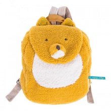 Load image into Gallery viewer, Le Voyage dOlga Chaussette the Fox Backpack