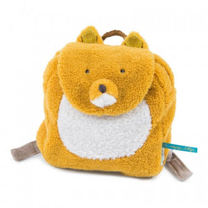Le Voyage dOlga Chaussette the Fox Backpack