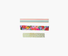 Load image into Gallery viewer, Set of 3 Paper Tape - Decorative Paper Tape
