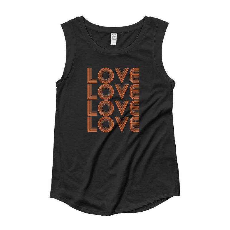 Love Womens Yoga Tank