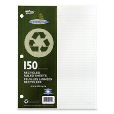 Hilroy Recycled Ruled Refill Paper