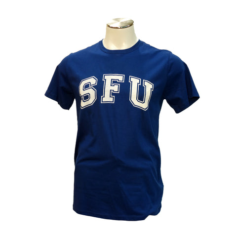 SFU Ecologyst (Sitka) Organic Cotton T-Shirt Ladies Navy