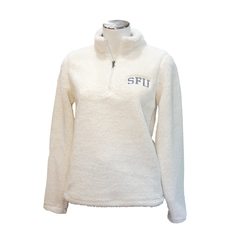 SFU Addison Sherpa Ladies Cream