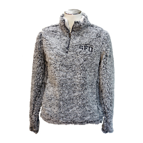 SFU Addison Sherpa Ladies Grey