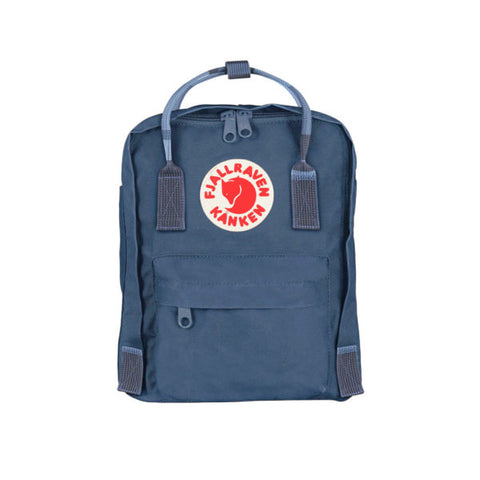 Fjällräven Kånken Mini Blue Ridge Random Blocked