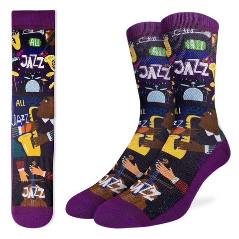 Jazz Club Mens Socks