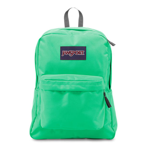 Jansport Superbreak Backpack Seafoam Green