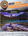 Backroad Mapbook: Vancouver, Coast & Mountains BC: 4th Edition - Russell Mussio