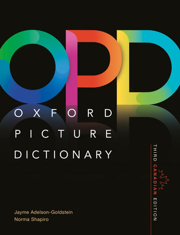 Oxford Picture Dictionary, 3rd ed.