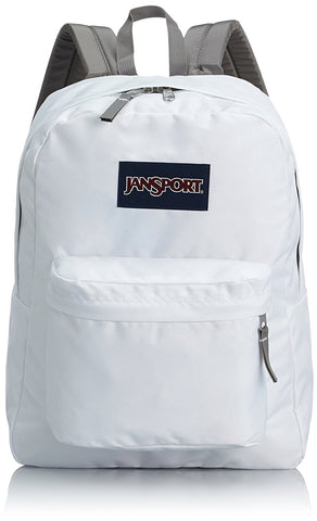 Jansport Superbreak Backpack White