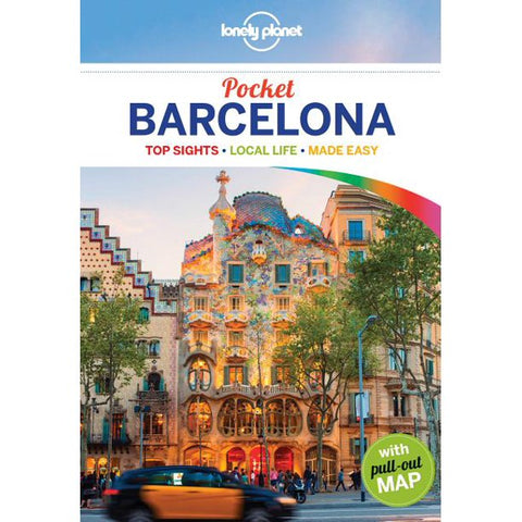 Lonely Planet Pocket Barcelona 5th Ed.