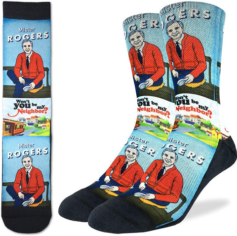Mister Rogers' Mens Socks