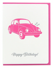 Beetle Beep Birthday