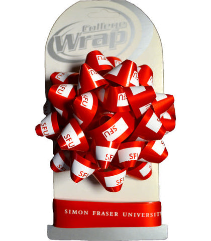 Exclusive Pricing SFU Ribbon and Bow
