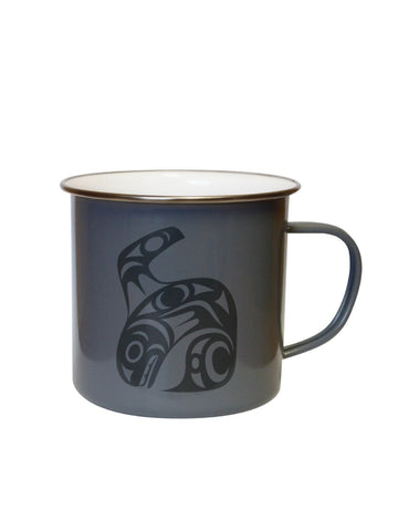 Native Northwest Enamel Mug 17oz