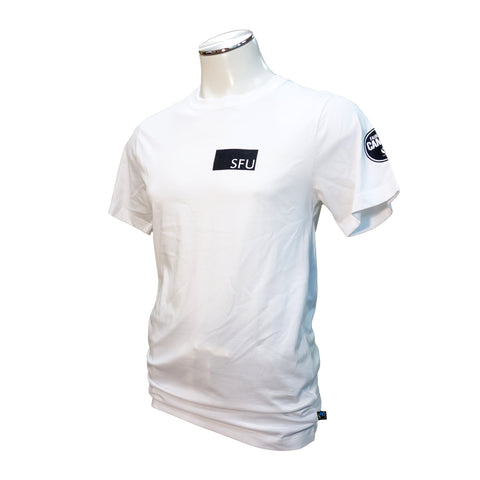 SFU Fairtrade T-shirt White
