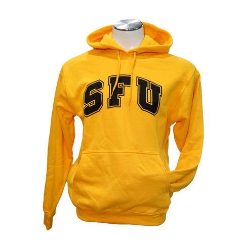 SFU Arch Hoodie Yellow Gold