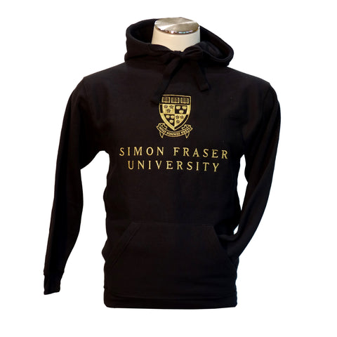 SFU Gold Crested Hoodie