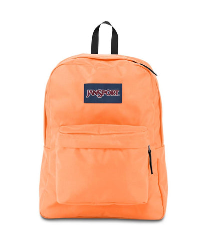 Jansport Superbreak Backpack Creamsicle Orange