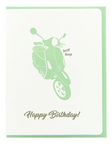 Scooter Beep Birthday