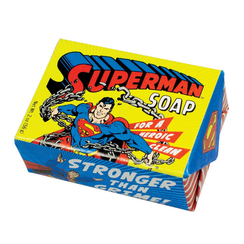 Superman Soap