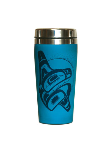 Native Northwest Travel Mug