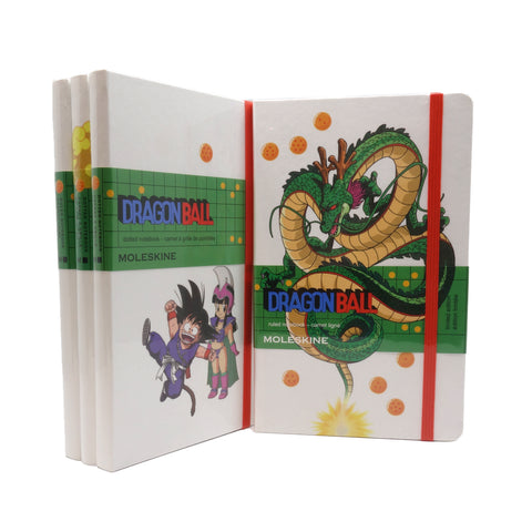 Molsekine Dragon Ball Large Ruled Hard Cover